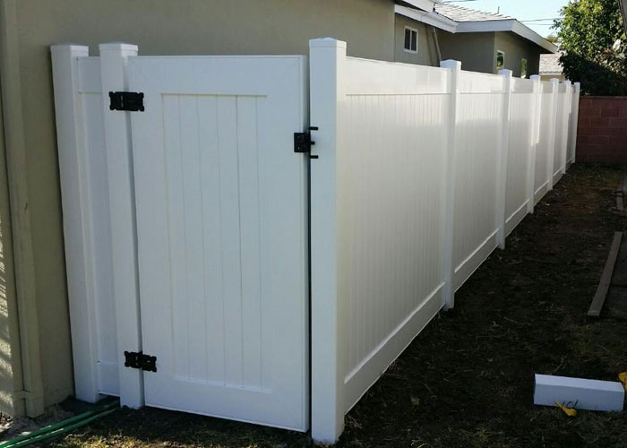 Superior Welded Privacy Pedestrian Gate