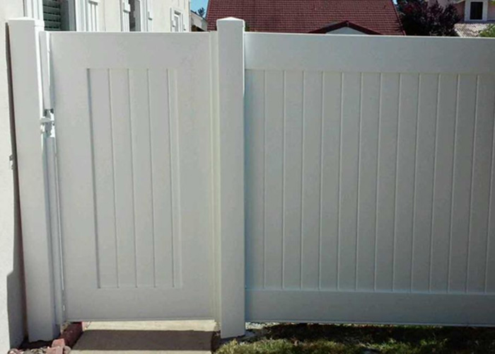 Privacy Gate & Side Fence Panel