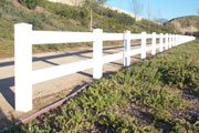 Ranch Rail Fencing Service